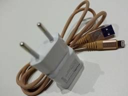 CABO USB DRAGON CABLE VX PARA IPHONE JUNTO COM O CONECTOR KINGO!