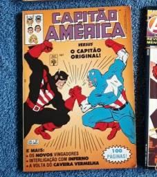 Gibi / HQ Capitão América