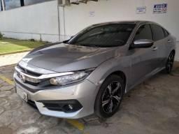 Honda Civic 1.5 Touring - top de linha 2017 - 2017