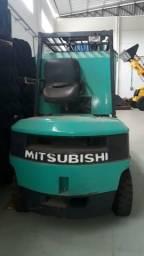 Empilhadeira mitsubishi 4 ton diesel