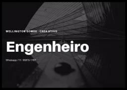 Engenheiro - Reformas/Plantas/ART/Laudos