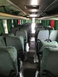 Vendo ou troco ônibus Mercedes o400 Marcopolo - 1998