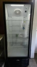 Expositor de bebidas/ Polofrio 450 l (cinco meses de uso) seminovo