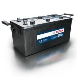 Bateria 150 Ah Bosh com carga