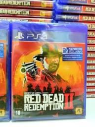 Red Dead Redemption 2 PS4 Loja na Marambaia