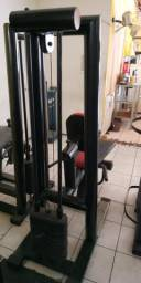 Máquinas Musculação