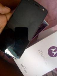 Moto Z com display queimado