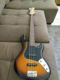 Baixo Cort Jazz Bass Parcelo no cartão de crédito