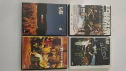 Coleção de CDs e DVDs, inigualável