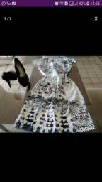 Vestido usado 1x