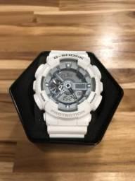 496b84b50b9 Relógio G-SHOCK Original branco