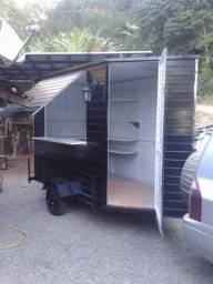 Trailer Food Truck Lanchonete novo 0 km