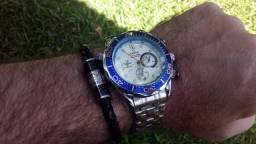 Relógio a Bateria Cronógrafo 007 Emirates New Zeland