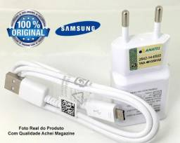 Carregador Samsung Turbo Fast Charge Galaxy