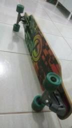 Vendo longboard com simulador de surf