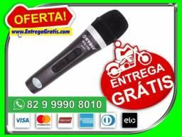 +Seu+Produto+entregue+agora! Microfone Profissional Wg198 + Cabo Maravilha!