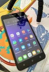 Celular Alcatel dual sim 6 polegadas