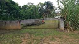 Terreno 420m² (12x35) Murado, Fundamento de Galpão Pronto