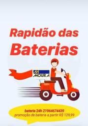 Promoção de baterias a partir 129,99 50ah,60ah,70ah,90ah,100ah,150ah,180ah,200ah