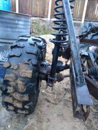 Pneus jeep gaiola trilha - 1992