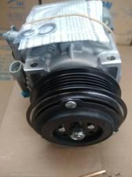 Compressor ar condicionado- Onix/ Prisma novo/ Spin/ Cobalt