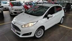 Ford New Fiesta Titanium 1.6 16V PowerShift 2014