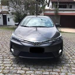 Corolla 2019 Xei Automático Apenas 11.000 kms Garantia de fábrica - 2019
