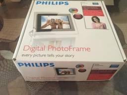 Porta Retrato Digital Philips