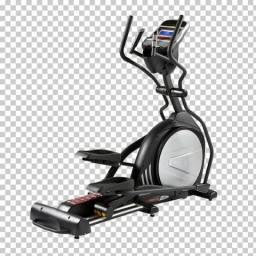 Eliptica Sole E35, aparelho aerobico melhor que esteira e bicicleta ergomet
