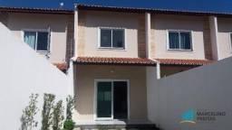 Casa com 2 dormitórios para alugar, 76 m² por R$ 979/mês - Coité - Eusébio/CE
