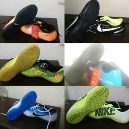 Chuteiras Nike Society e de salão! a87d0ee027c