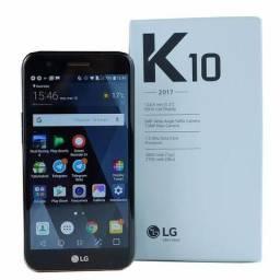 LG k10 32gb top de linha (aceito cartão)