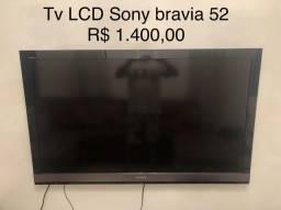Tv lcd 52 polegadas full hd