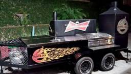 Food Wagon Customizados por Encomenda