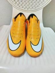 Chuteira Nike Mercurial Vapor X FG n°44 ec8bea5bde21b