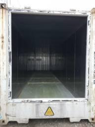 Caixa container reefer 12m 40 pés bruto