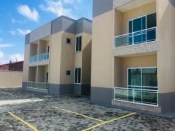 D.P Apartamento novo proximo de messejana com documentacao gratis e entrada parcelada