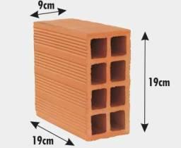 Compro tijolos 8 furos