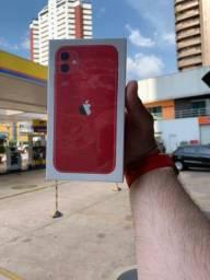 IPhone 11 64gb red lacrado