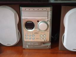 MicroSystem Philips 5 cd's