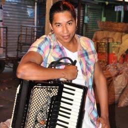 Aula de acordeon