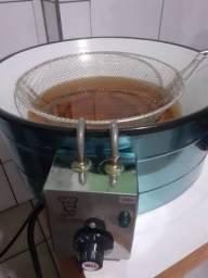 Fritadeira 7 litros nova