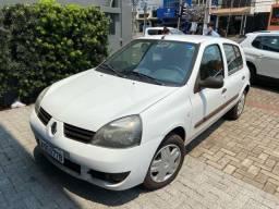 Clio 2011 1.0 flex com apenas 71.000km impecavel !!