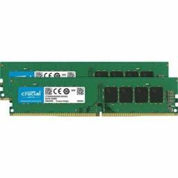 Kit memória DDR4 8GB ( 2x 4GB)