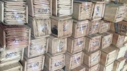 Forro de madeira angelim pedra - Lambri - pronta entrega - parcelamos em 10x