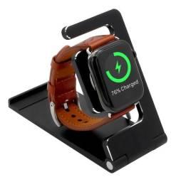 Suporte Geonav Standwatch P/ Apple Watch E iPhone