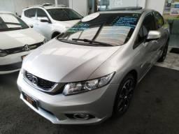 Honda Civic Sedan Exs-at 1.8 16v 4p 2013 Flex