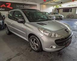 Peugeot 207 Quiksilver 1.4 Prata