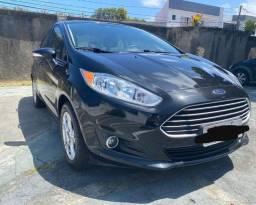 New Fiesta Sedan 15/15 1.6 Emplacado 2020