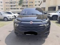 Fiat Toro 2017 com gnv 55.900 financiado+entrada